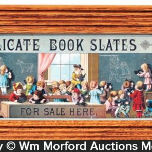 Silicate Book Slates Sign