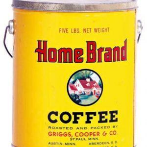 Home Brand Coffee Pail