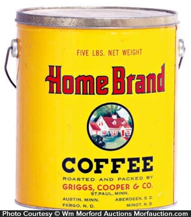 Home Brand Coffee Pail