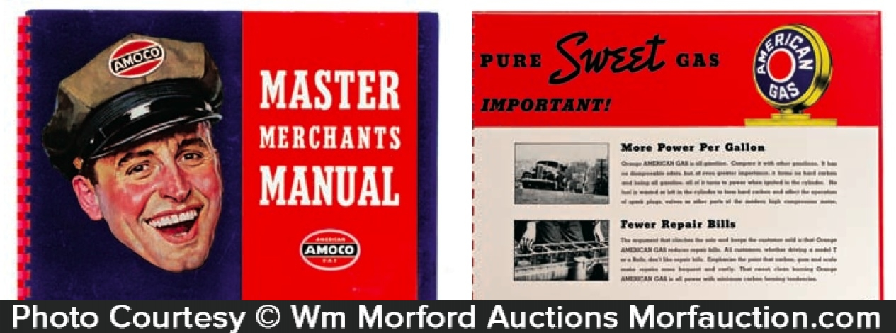 Amoco Master Merchants Manual