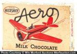 Hershey Aero Chocolate Box