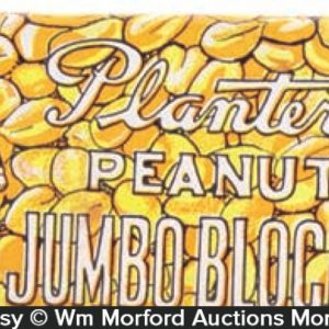 Planters Jumbo Block Candy Bars
