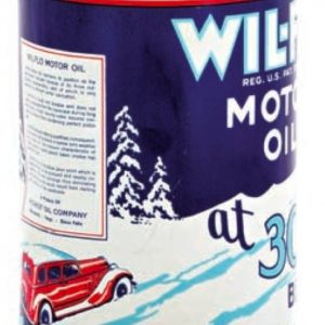 Wil-Flo Oil Can