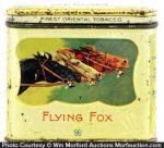 Flying Fox Tobacco Tin