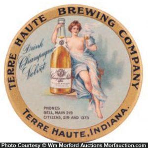 Terre Haute Brewing Company Mirror