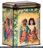Jubilee Biscuit Tin