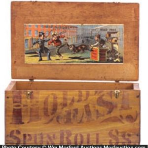 Hold Fast Tobacco Box
