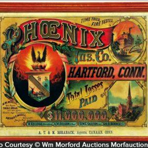Phoenix Insurance Sign