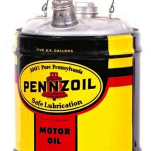 Pennzoil Oil Can