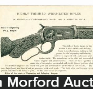 1897 Winchester Catalog
