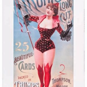 Trumps Tobacco Cards Sign