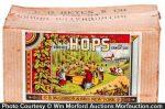 Mcgibbon's Hops Shipping Box