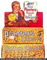 Planters Peanut Aviation Box