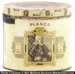 Planco Cigar Can