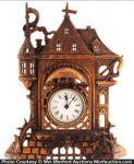 Bryce Brothers Clock