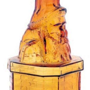 Vintage Christmas Bottle