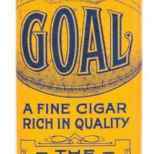 Goal Cigar Can