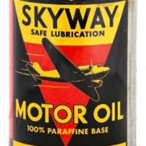 Skyway Airplane Oil Can