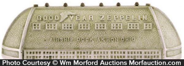 Good Year Zeppelin Bank