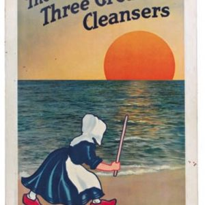 Old Dutch Three Great Cleanser Sign