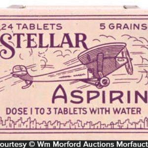 Stellar Aspirin Tin