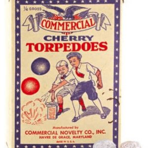 Cherry Torpedoes Box