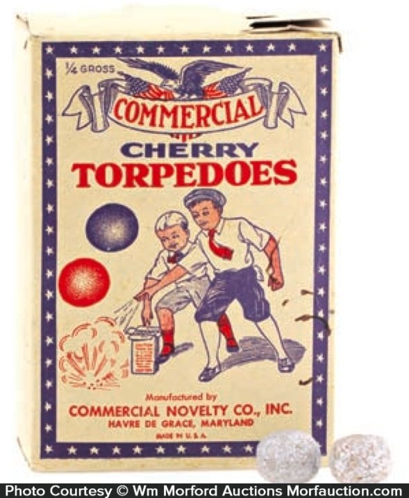 Cherry Torpedoes Box