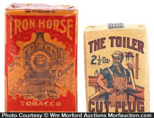 Vintage Tobacco Soft Packs