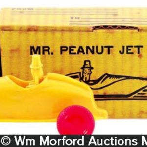 Planters Mr. Peanut Jet Racer Toy