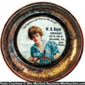 Boyer Drugstore Pin Tray