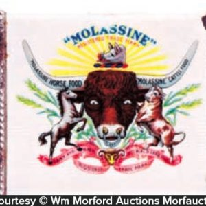 Molassine Food Match Safe