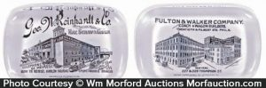 Factory Scene Paperweights