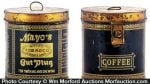 Mayo's Tobacco Canister
