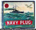Navy Plug Candy Box