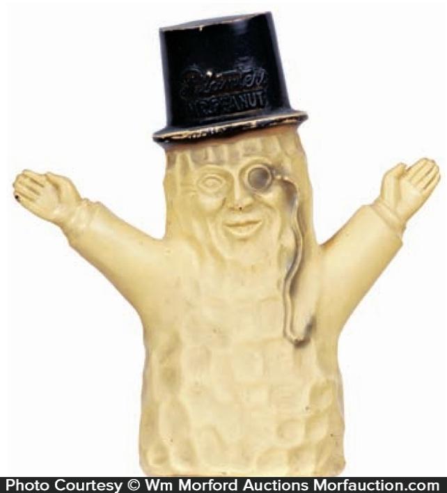 Mr. Peanut Hand Puppet