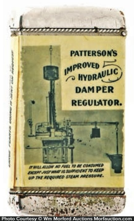 Patterson Match Safe