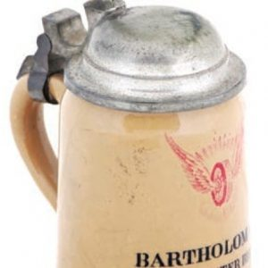 Miniature Bartholomay's Beer Stein