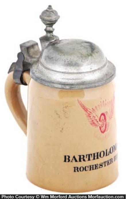 Miniature Bartholomay's Beer Stein