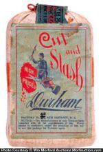 Cut and Slash Tobacco Pouch