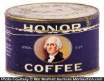 Honor Coffee Can