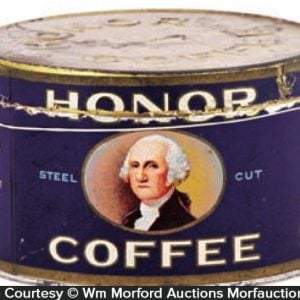 Honor Coffee Can