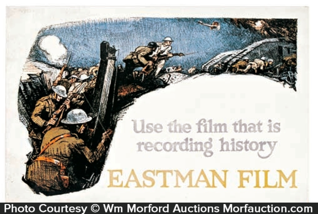 Eastman Film Sign