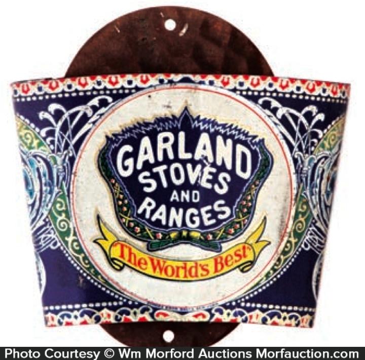 Garland Stoves Broom Holder