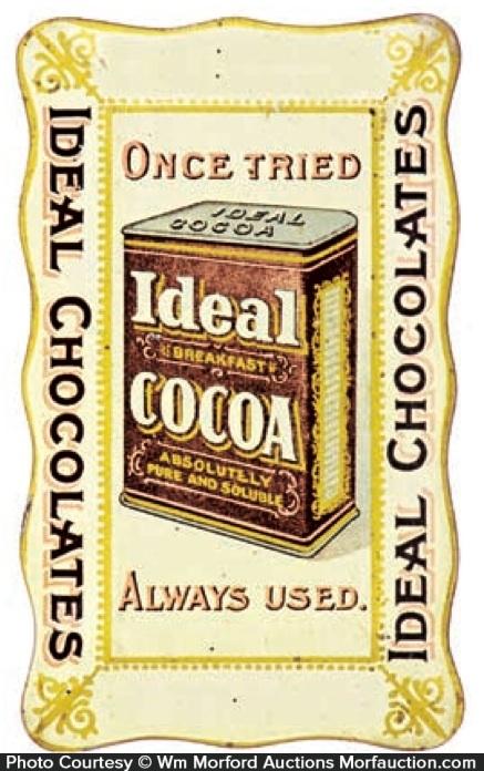 Ideal Cocoa Pin Tray