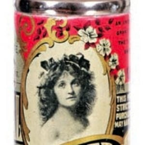 Royal Tooth Powder Tin