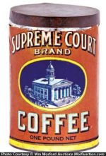 Supreme Court Coffee Can