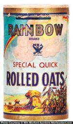 Rainbow Oats Box