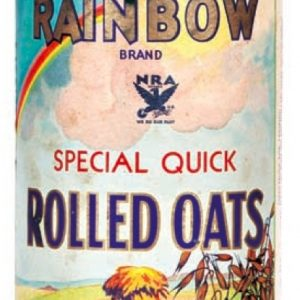 Rainbow Oats Box