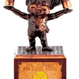 Dr. Pepper Trophy Award