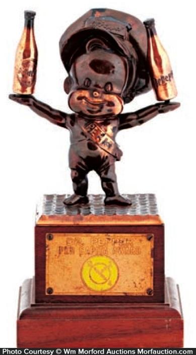 Dr. Pepper Trophy Award